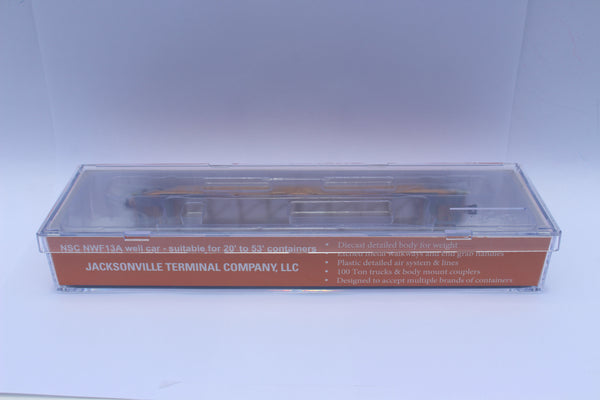 772002  - DTTX 680510 NSC 53' well car. Class NWF13A - 9 Post version SOLD OUT