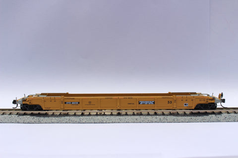 772003 - DTTX 680725 NSC 53' well car. Class NWF13A - 9 Post version SOLD OUT