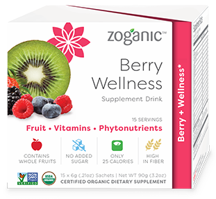 Berry + Wellness