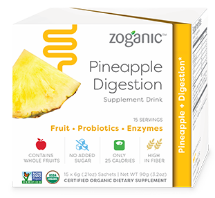 Pineapple + Digestion