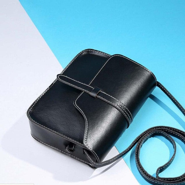 Xiniu Women Bags Leather Cross Body Shoulder Bags Vintage Purse Bag Womens Messenger Bag bolsa feminina #PYXTJ