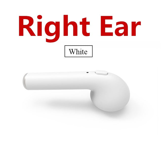TWS I7 S Mini Bluetooth Wireless Headphones Universal Headset for Xiaomi Redmi Samsung Iphone Huawei Meizu Sony Car Earphone MP3