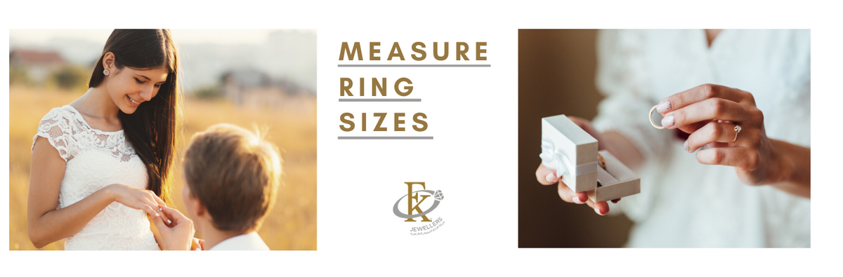 Measure your Ring Size - FKJewellers.com