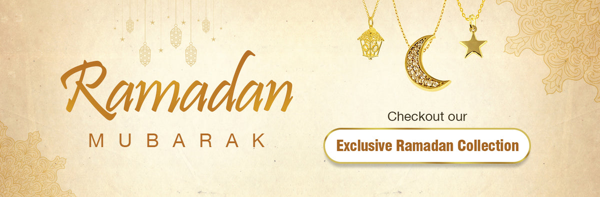 FK Jewellers wishes you all a Blessed and Safe Ramadan Kareem