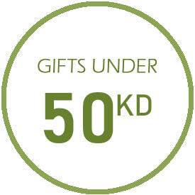 Gifts Under 50 KD