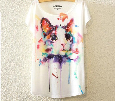 Limited Edition Fashion Dreamcat Top