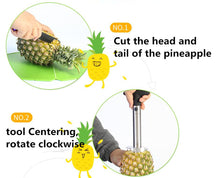 Stainless Steel Pineapple Slicer
