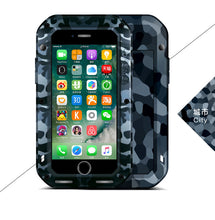 Limited Edition Heavy-Duty Protection Camouflage iPhone Case