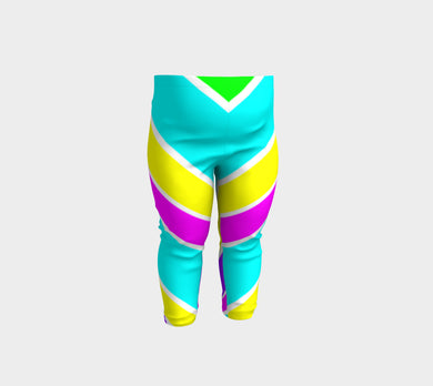 Lollipop Leggings for babies by Jump In Trend