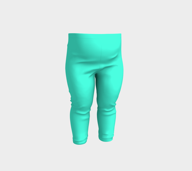 Aqua - Leggings for babies / youth by Jump In Trend
