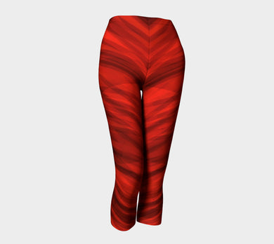 On Fire Capris by Jump In Trend
