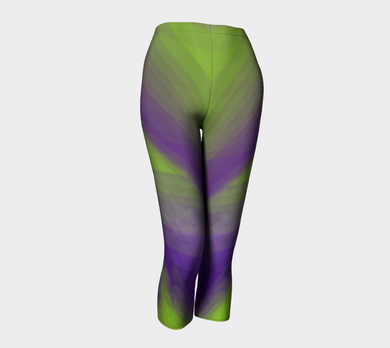 Fantasy Capris by Jump In Trend