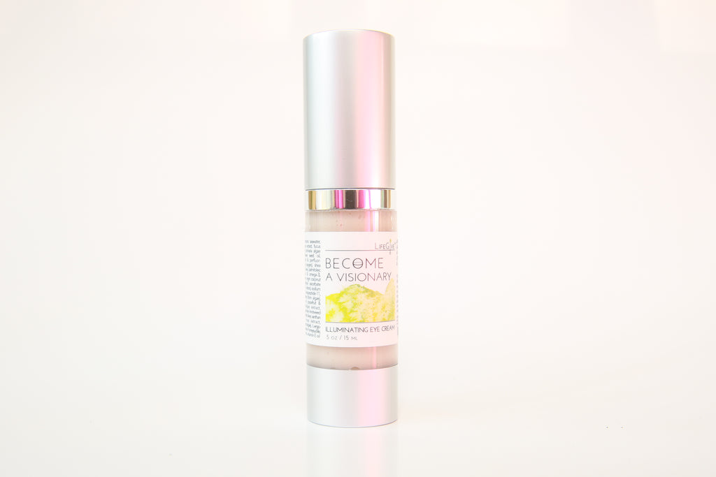BECOME A VISIONARY – Illuminating Eye Cream (0.5oz)