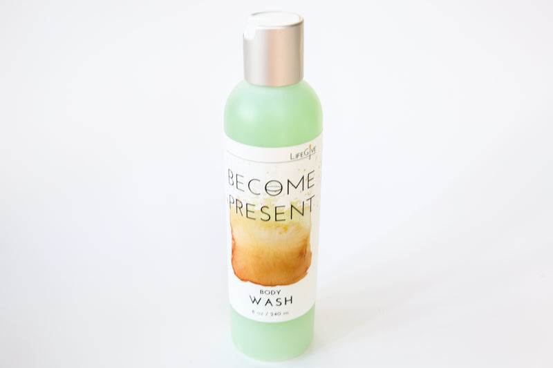 BECOME PRESENT - Body Wash