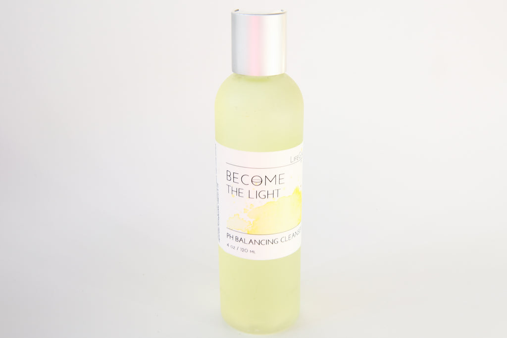 BECOME THE LIGHT - pH Balancing Cleanser