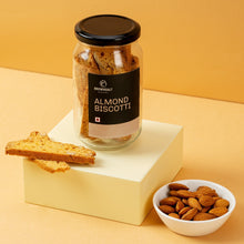 Almond Biscotti (contains egg) - Brownsalt Bakery