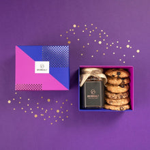 Classic Gift Box B ( 1 Granola Jar &  6 Big Cookies) - Brownsalt Bakery