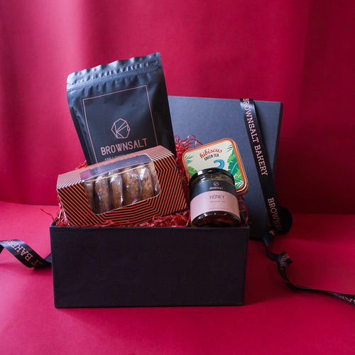 Brownsalt Morning Delight Hamper - Brownsalt Bakery