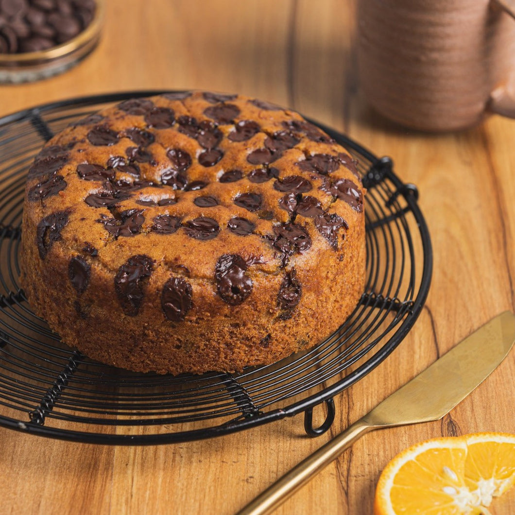 Dark Chocolate & Orange Cake - Brownsalt Bakery