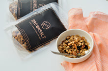 Almond and Cranberry Granola - Brownsalt Bakery