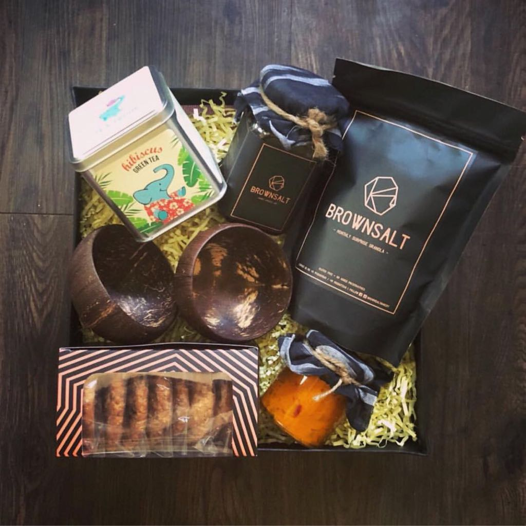 Blissful Morning Gift Box (Large) - Brownsalt Bakery