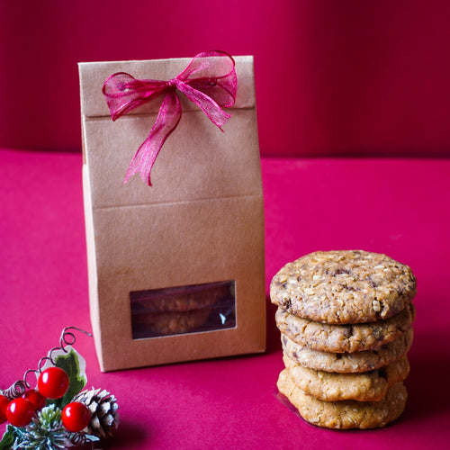 Secret Santa Mini Cookies Gift