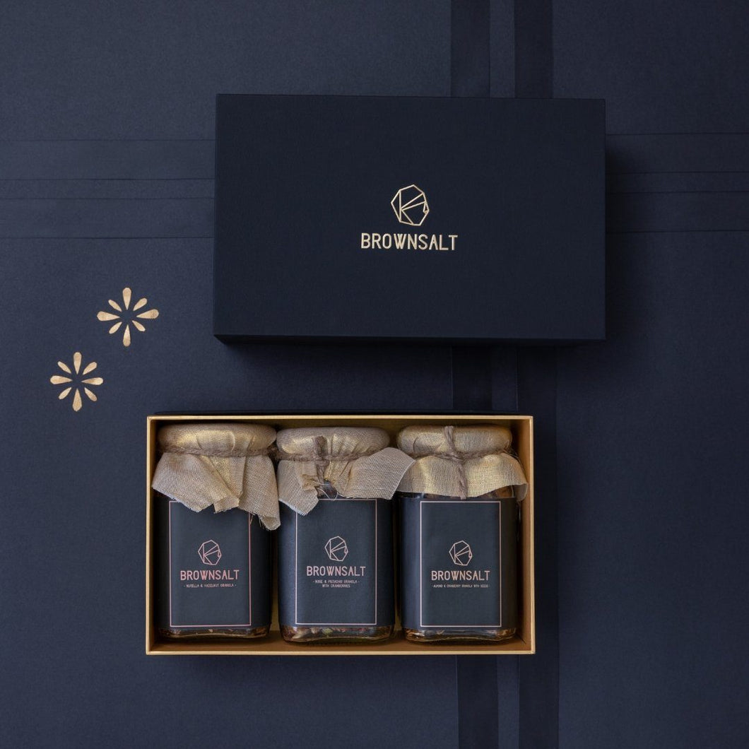 Signature Gift Box A - Brownsalt Bakery