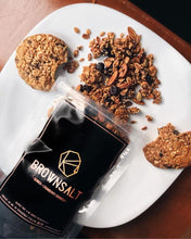 Quinoa and Cranberry Granola (No Added Sugar) - Brownsalt Bakery