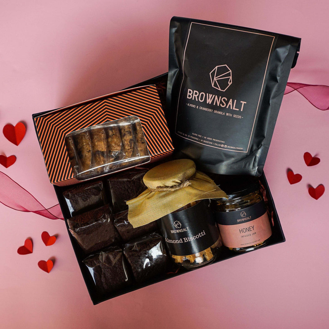 For your Valentine Hamper