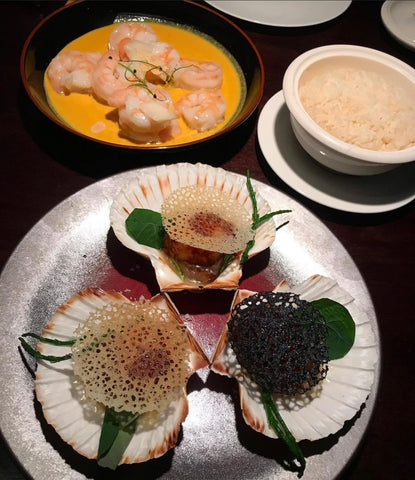 The 6 best high end Asian restaurants in London that are worth the expensive price tag Hakkasan set menu london