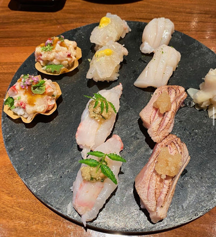 The 6 best high end Asian restaurants in London that are worth the expensive price tag Umu sushi