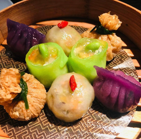 The 6 best high end Asian restaurants in London that are worth the expensive price tag Dim sum hakkasan london