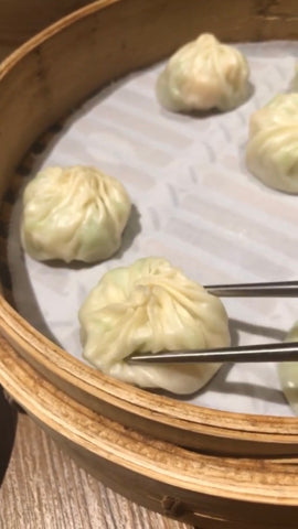 The 5 best high end Asian restaurants in London that are worth the expensive price tag din tai fung xao long bao soup dumplings