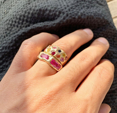 The 15 best unique and emerging jewellery designers that are on trend right now bleue burnham wedding ring