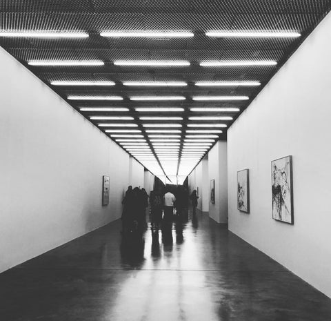 the white cube review