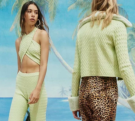 The 10 trendiest sustainable fashion brands this SS21 - house of sunny