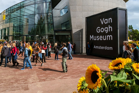 art and design in Amsterdam in 3 days