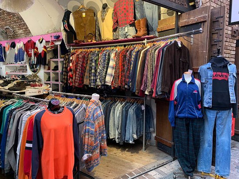 The 10 best vintage/thrift shops in London the vintage collection london