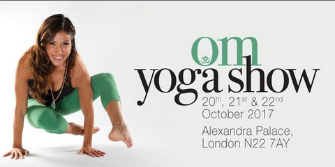Om Yoga Show London 20th-22nd October