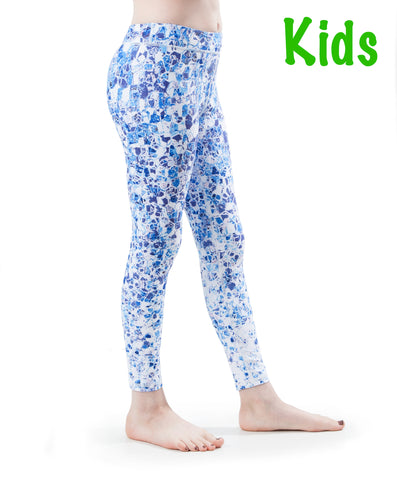 Kids Quartz Yoga Pants