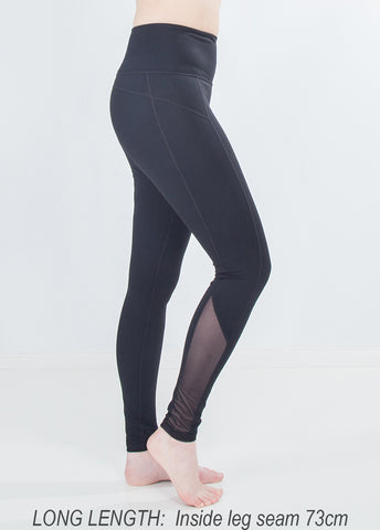 Super Luxe Black 73 (long)