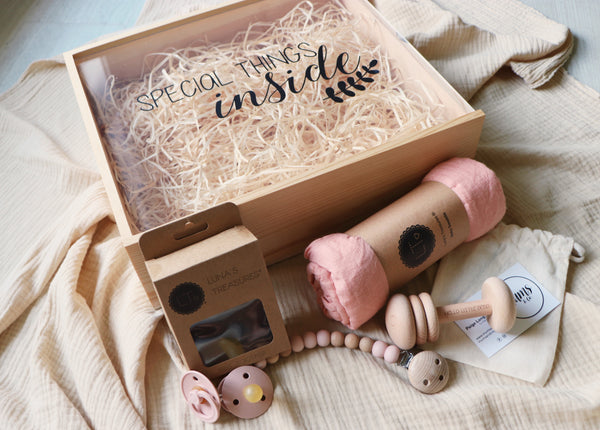 New Bub Keepsake Box