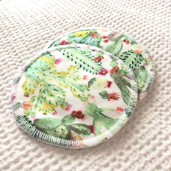 Reusable Nursing Pads - Various Patterns