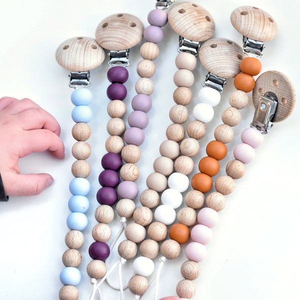 Rustic Soother Holder Collection
