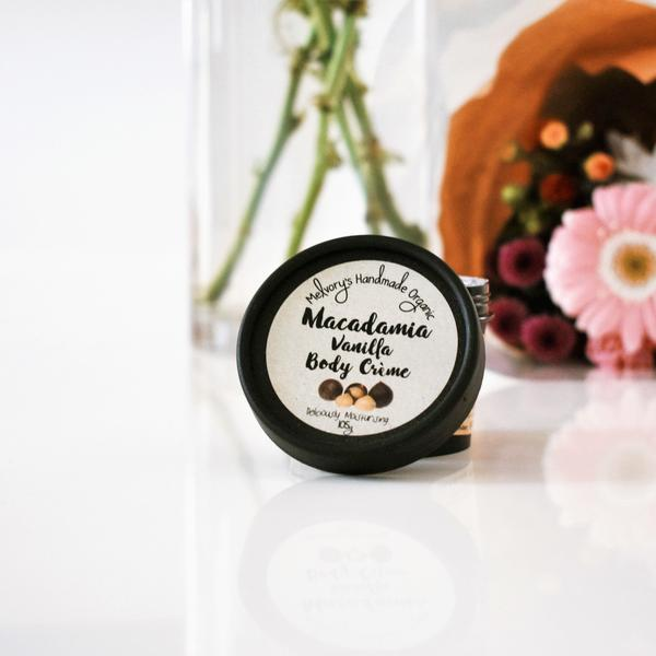 Macadamia & Vanilla Body Creme 100ml
