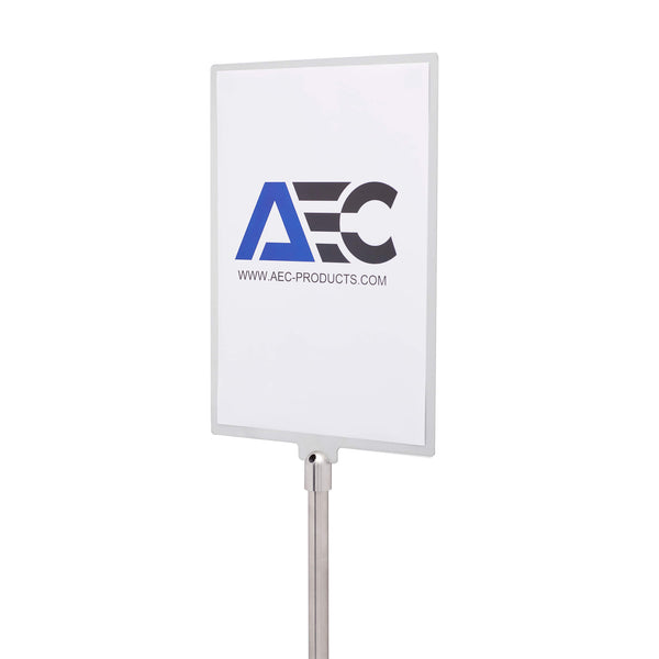 A4 Double-Sided Display Stand
