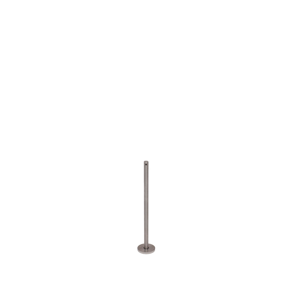 Small Surface Mounted Stanchion - 406mm high