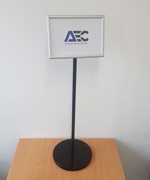 Snap Lock Display Stand