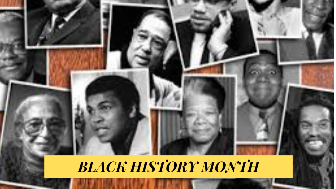 THE RELEVANCE OF BLACK HISTORY MONTH