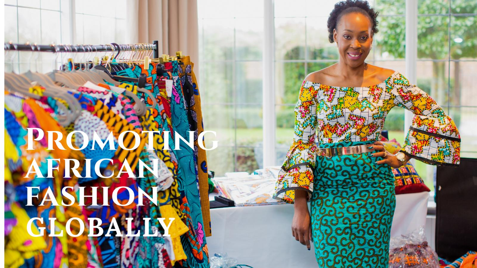 Promoting African Fashion Globally